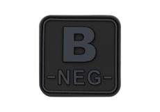 Bloodtype-Square-Rubber-Patch-B-Neg-Blackops-JTG