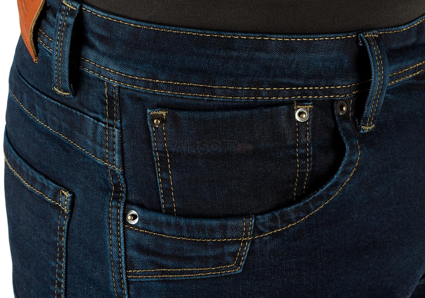 cef71e3da869 Blue Denim Tactical Flex Jeans Midnight (Clawgear) 29/32 - Jeans - Pants -  Garments - airsoft.ch Online shop