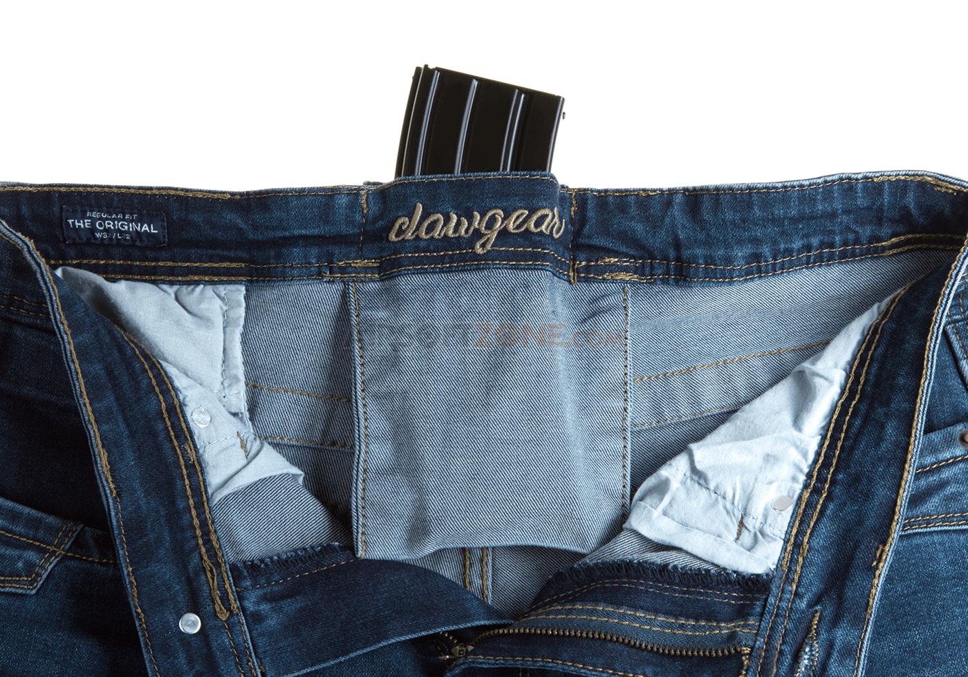 f18efa8143a0 Blue Denim Tactical Flex Jeans Midnight (Clawgear) 36/34 - Jeans - Hosen -  Bekleidung - airsoftzone.at Onlineshop