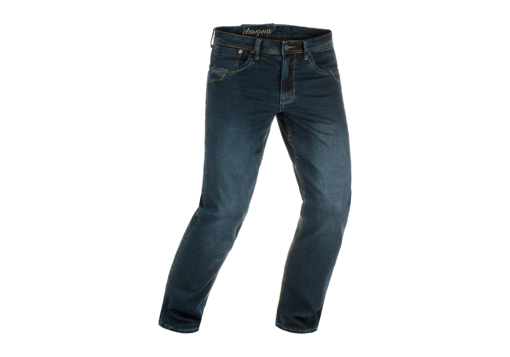 Blue Denim Tactical Flex Jeans Midnight Washed 33/36