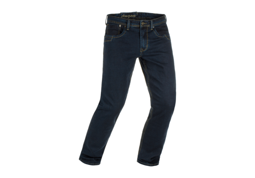 Blue Denim Tactical Flex Jeans Midnight 34/36