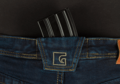 Blue Denim Tactical Flex Jeans Midnight 32/36