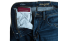 Blue Denim Tactical Flex Jeans Midnight 36/34