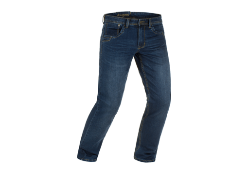 Blue Denim Tactical Flex Jeans Sapphire Washed 32/36