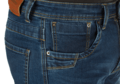 Blue Denim Tactical Flex Jeans Sapphire Washed 33/32