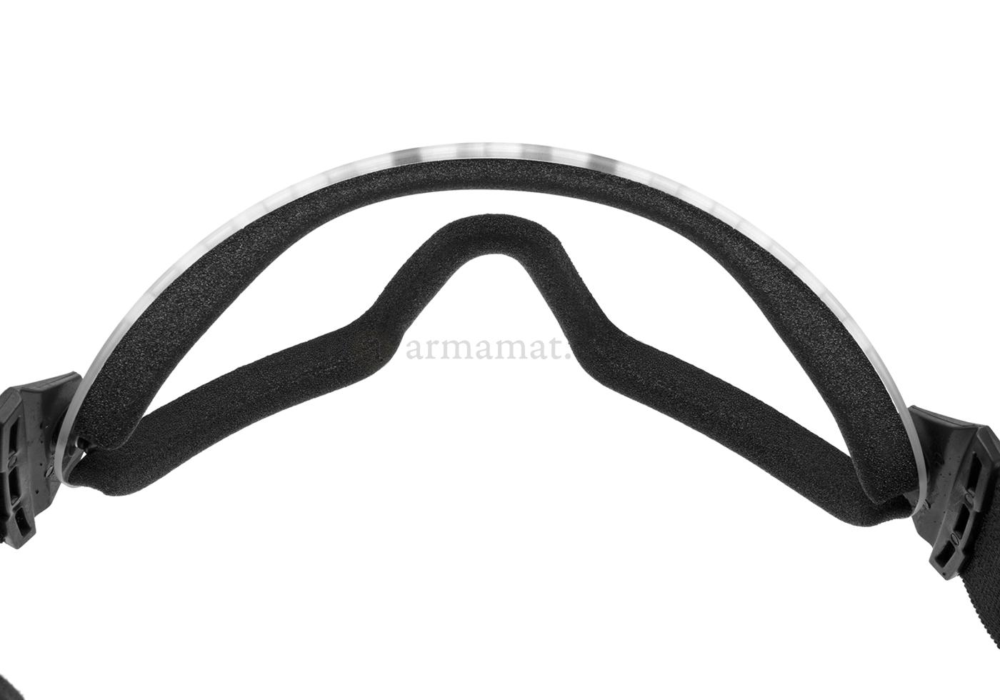 05ffeda8d901c Boogie SOEP Clear Black (Smith Optics) - Goggles - Brillen -  Schutzausrüstung - armamat.com Onlineshop