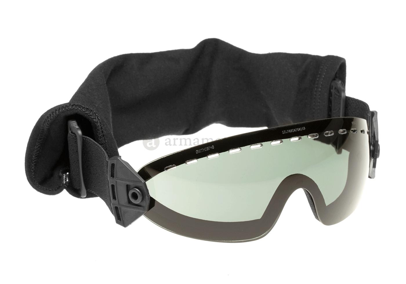 8df53ef0ce24c Boogie SOEP Grey Black (Smith Optics) - Goggles - Brillen ...