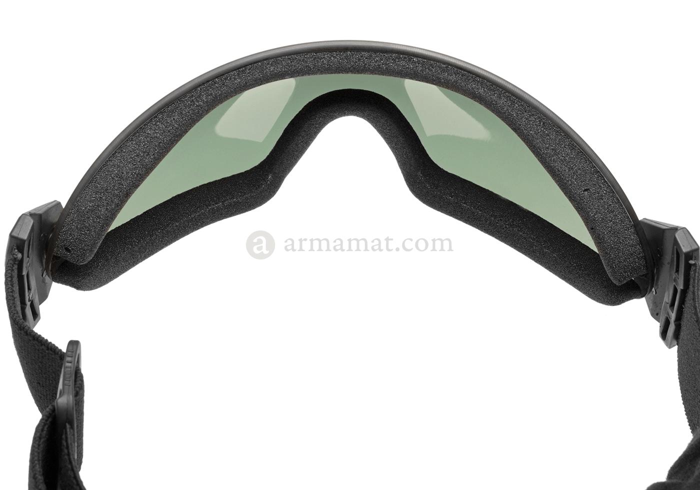 88a1e9639605c Boogie SOEP Grey Black (Smith Optics) - Goggles - Brillen -  Schutzausrüstung - armamat.com Onlineshop
