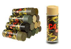 C4-Mil-Grade-Color-Spray-RAL1040-Armamat