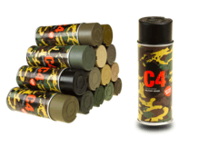 C4-Mil-Grade-Color-Spray-RAL9021-Armamat