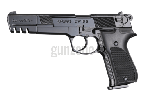 CP88 Competition Co2 Black Pellet (Walther)