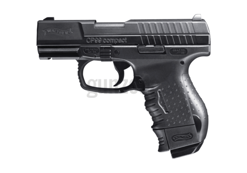 CP99 Compact Blowback Co2 Black BB (Walther)