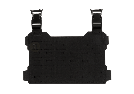 CPC Front Panel / Micro Chest Rig Black (Templar's Gear)