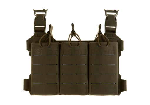 CPC Shingle Panel / Micro Chest Rig Ranger Green (Templar's Gear)