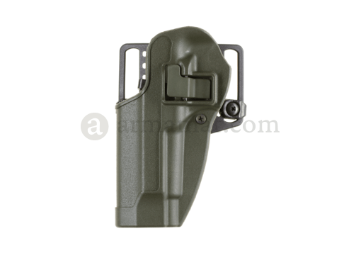 CQC SERPA Holster für M92 Left OD (Blackhawk)
