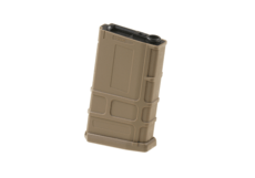 Chargeur-M4-Polymer-Hicap-190rds-Tan-Battle-Axe