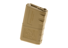 Chargeur-M4-Skull-Frog-Hicap-140rds-Desert-G-P