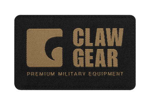 Clawgear Horizontal Patch Color