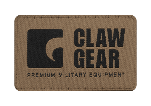 Clawgear Horizontal Patch Coyote