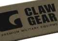 Clawgear Horizontal Patch RAL7013