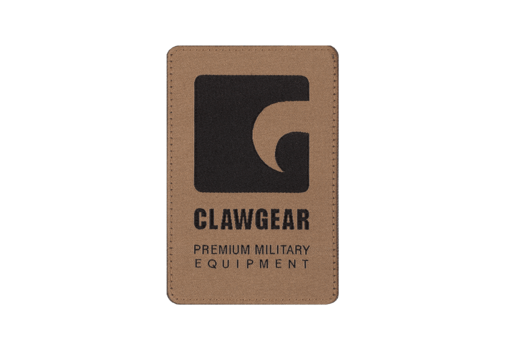 Clawgear Patch Coyote