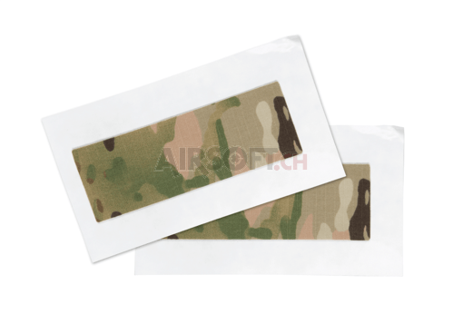 Cloth Repair Patches 2-Pack Multicam (Clawgear)