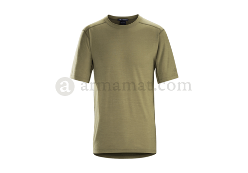 Cold WX T-Shirt AR Men's Wool Crocodile (Arc'teryx) S