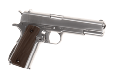 Colt-M1911-Full-Metal-GBB-Silver-WE