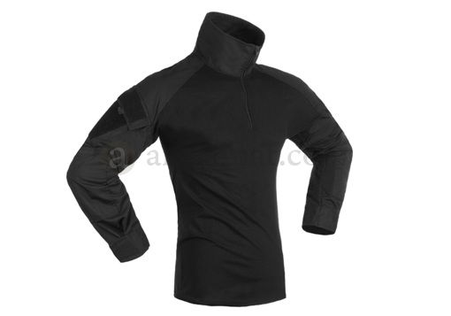 Combat Shirt Black (Invader Gear) L
