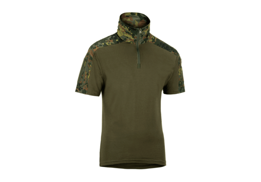 Combat Shirt Short Sleeve Flecktarn XL