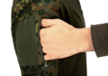 Combat Shirt Short Sleeve Flecktarn M