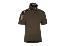 Combat-Shirt-Short-Sleeve-Woodland-Invader-Gear-XL