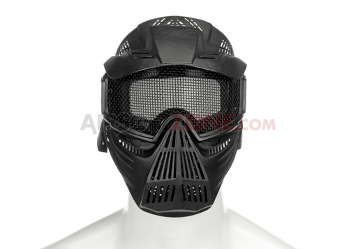 Commander Mesh Mask Black (Pirate Arms)