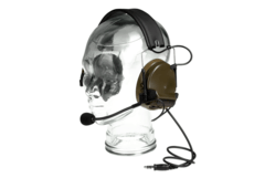 Comtac-III-Headset-Military-Standard-Plug-Foliage-Green-Z-Tactical