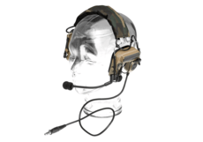 Comtac-IV-Headset-Military-Standard-Plug-Dark-Earth-Z-Tactical