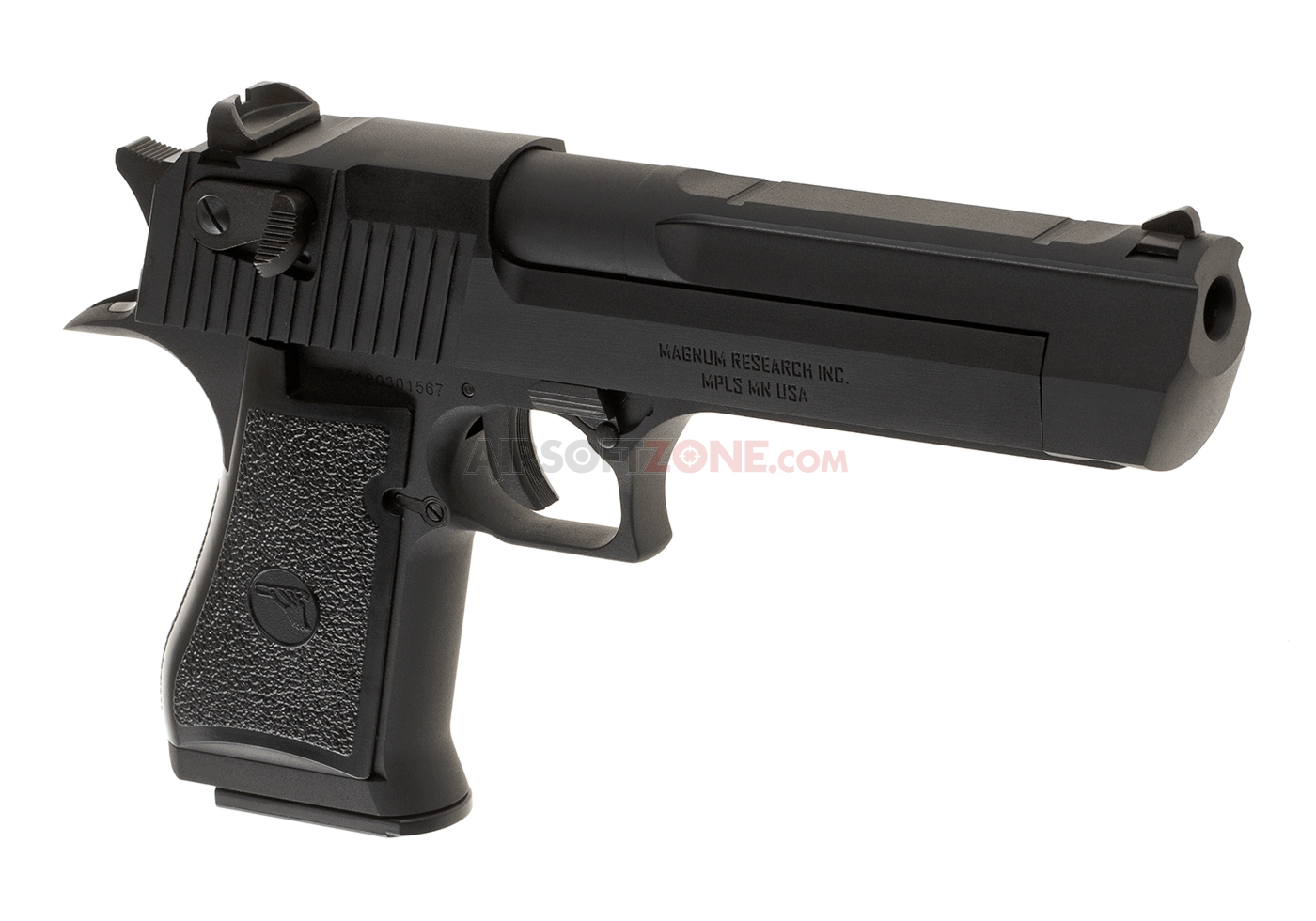 Desert Eagle 50 Ae Full Metal Gbb Black We With Blowback Airsoft Pistols Gas Pistols Airsoft Online Shop Airsoftzone Com