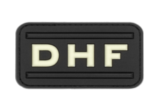 Diensthundeführer-Rubber-Patch-Glow-in-the-Dark-JTG