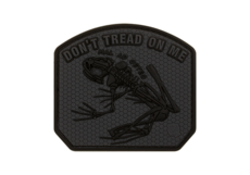 Don't-Tread-on-me-Frog-Rubber-Patch-Blackops-JTG