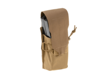 Double-M4-Magazine-Pouch-Coyote-Blue-Force-Gear