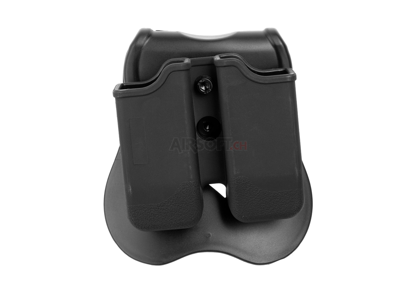 3baa2d6fb5d0 Double Mag Pouch for M9 / P226 / P99 Black (Cytac) - Accessories ...