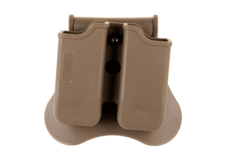 Double-Mag-Pouch-for-P226-M9-CZ-P-09-Dark-Earth-Amomax