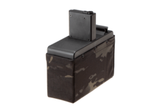 Drum-Mag-CM16-LMG-without-Battery-2500rds-Multicam-Black-G-G