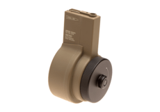 Drum-Mag-M4-2150rds-Tan-Ares