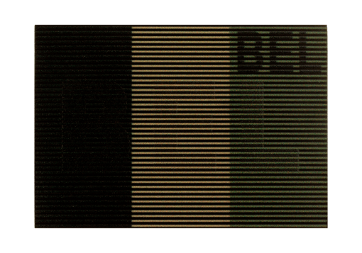 Dual IR Patch BEL RAL7013