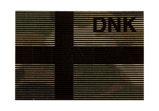 Dual IR Patch DNK Multicam