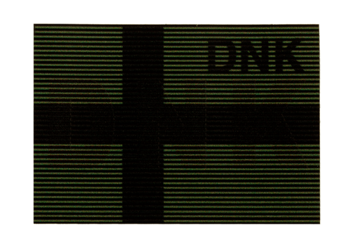 Dual IR Patch DNK RAL7013