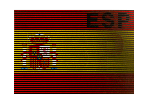 Dual IR Patch ESP Color