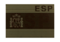 Dual IR Patch ESP Desert