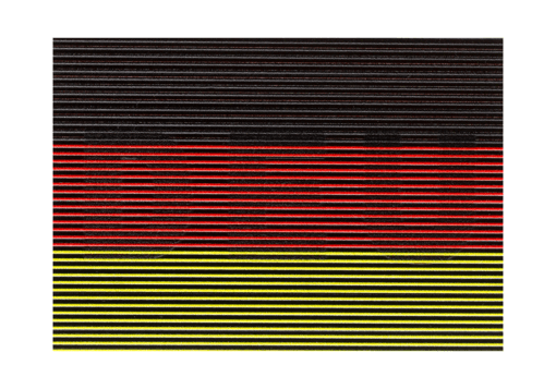 Dual IR Patch Germany Color