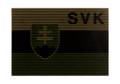 Dual IR Patch SVK RAL7013
